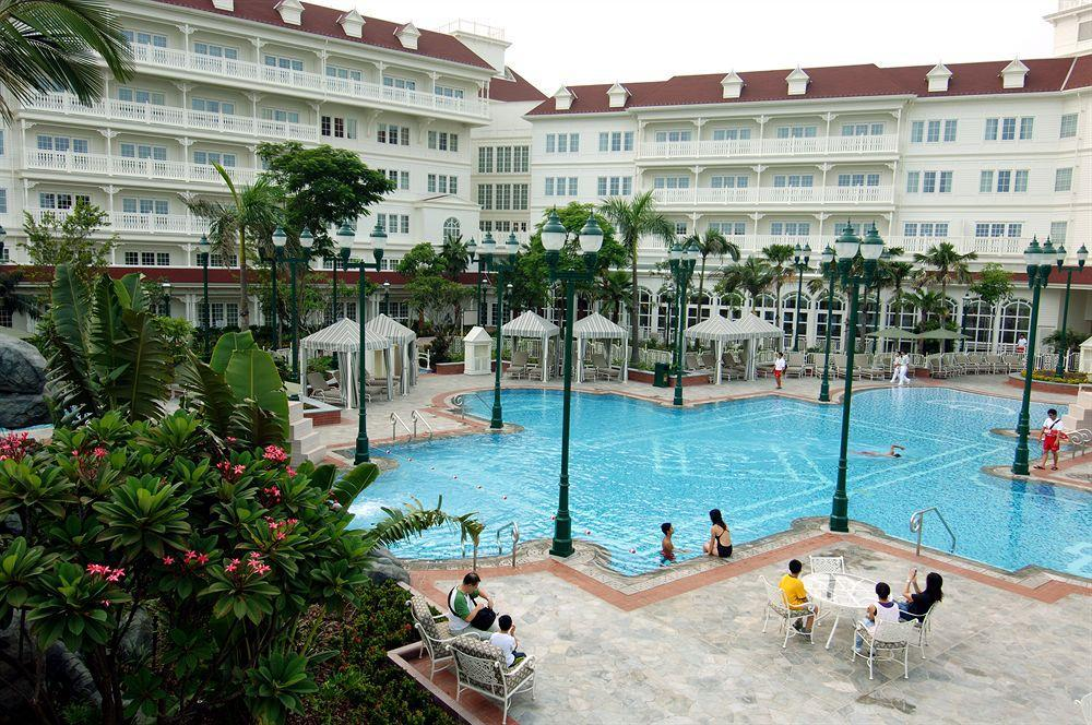 Hong Kong Disneyland Hotel Lantau Island